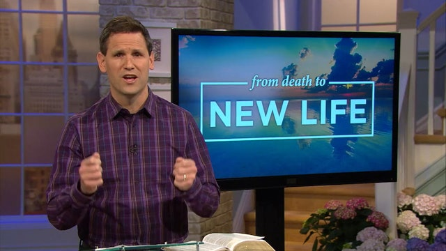 Victory Over Death - Pastor Robbie Symons - From Death to New Life
