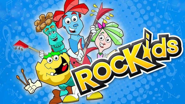 RocKidsTV - God is our Rock