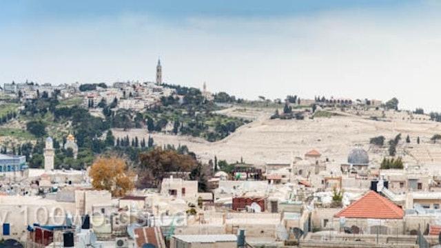 100 Words - YR1 April 6 - JERUSALEM