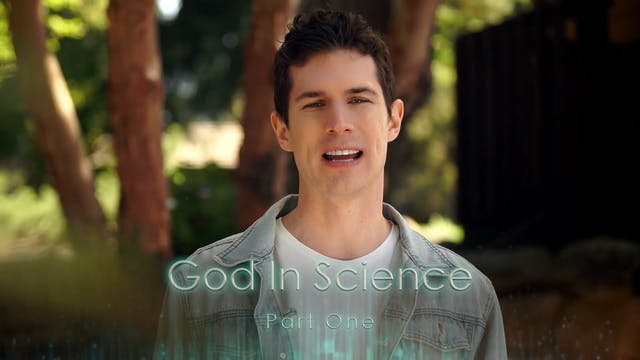 Ben Courson - God In Science - Part 1
