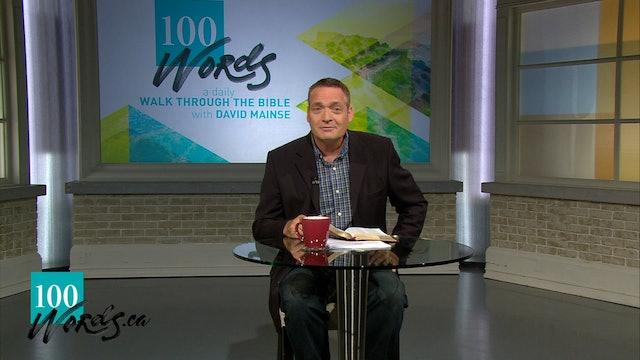 100 Words - YR2 October 1 - Tears in God's Bottle