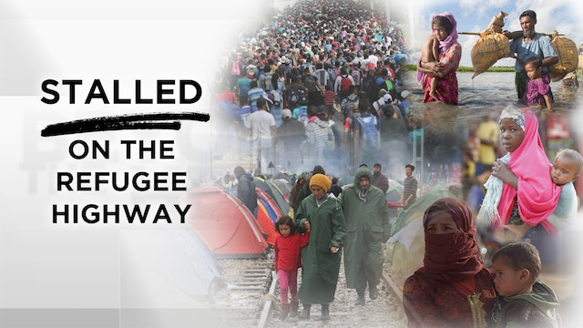 Context - Season 9 - Episode 22 - Stalled on the refugee highway