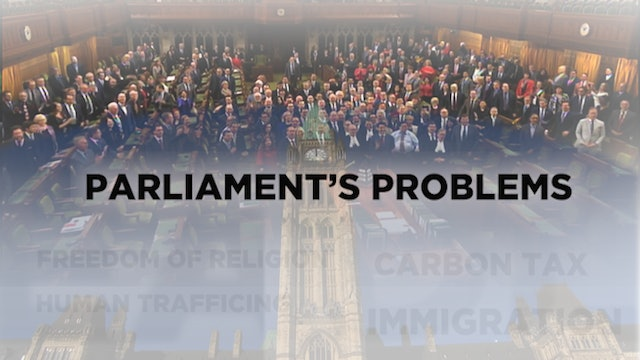 Context - Season 9 - Episode 6 - Parliament's Problems
