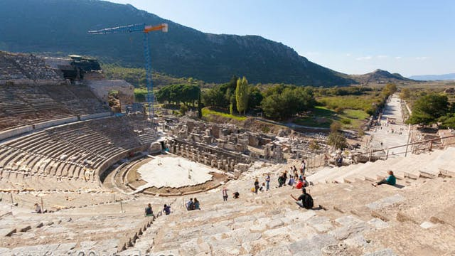 100 Words - YR2 May 4 - Ephesus!