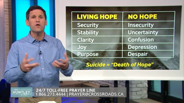 Living Hope - Pastor Robbie Symons - Part 3