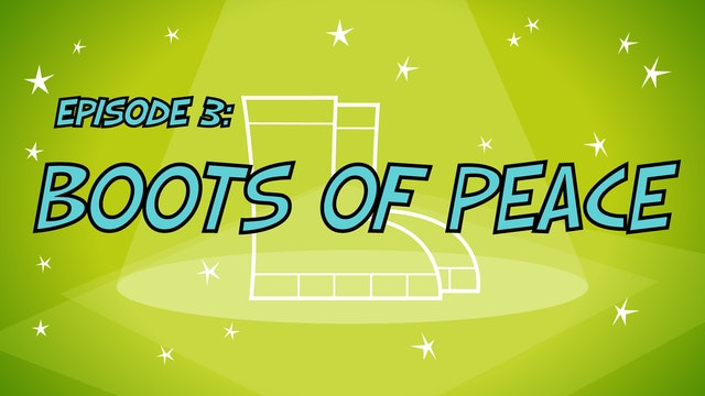 Fruit Of The Spirit | BOOTS OF PEACE