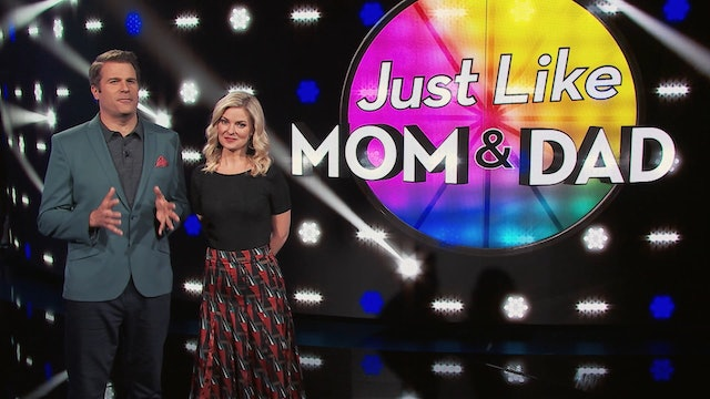 Just Like Mom and Dad - Season 2 - Episode 8