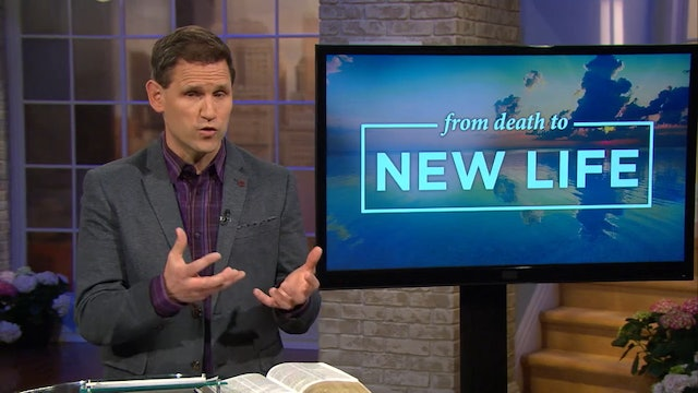 The Power of Knowing - Pastor Robbie Symons - From Death to New Life