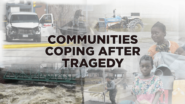 Context - Episode 27 - Communities coping after tragedy and disaster