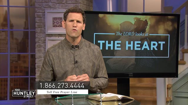 The Lord Looks At The Heart-Pastor Ro...