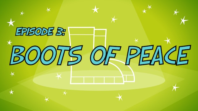 Armor Of God | BOOTS OF PEACE