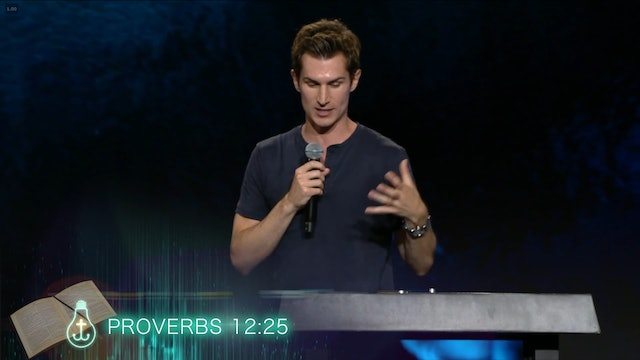 Ben Courson - Overcoming Anxiety - Harvest Riverside - Part One