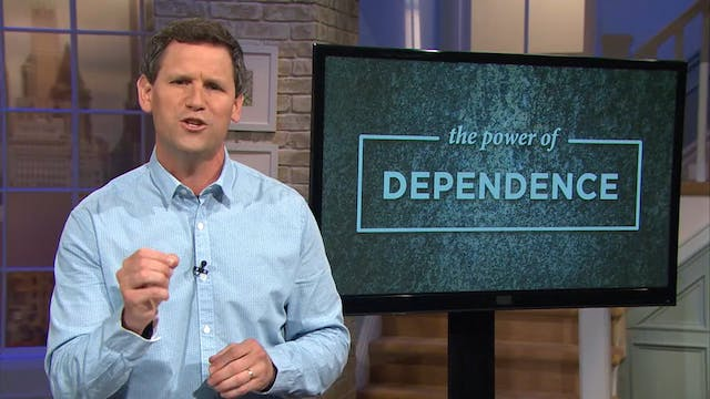 The Power Of Dependence - Pastor Robb...