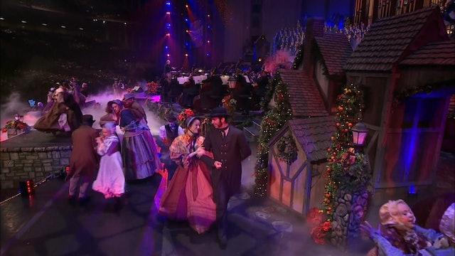 A Dickens Christmas, featuring John Rhys-Davies