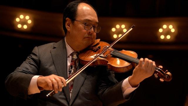 Chen Plays Strauss