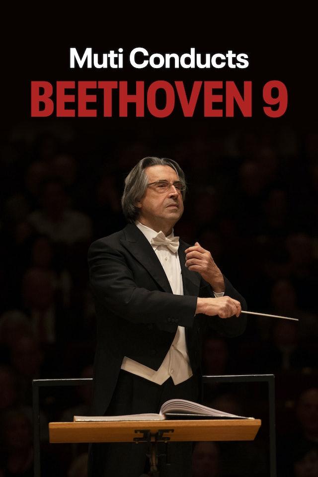 Muti Conducts Beethoven 9