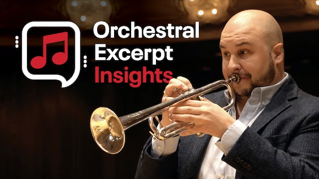 Introducing Orchestral Excerpt Insights