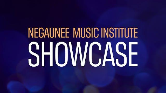 Negaunee Music Institute Showcase
