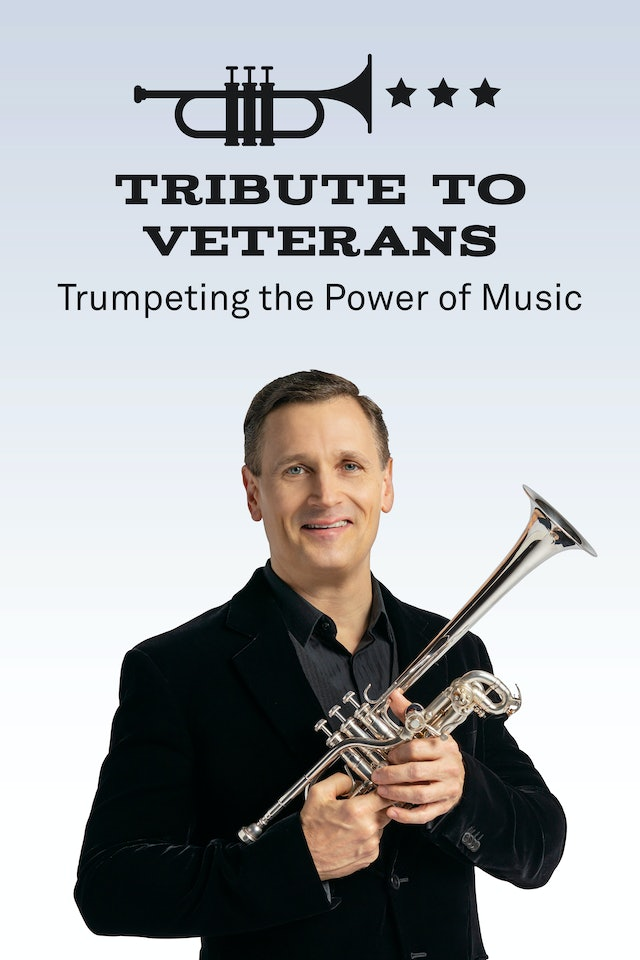 Tribute to Veterans: Trumpeting the Power of Music