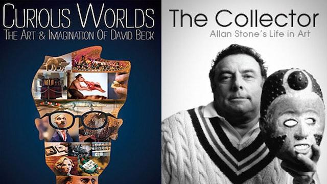 Curious Worlds David Beck + The Collector
