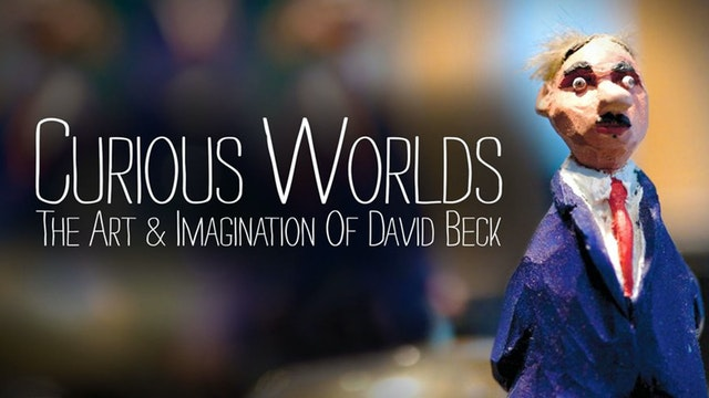 Curious Worlds: The Art & Imagination...