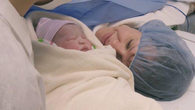 Cesarean Birth Story