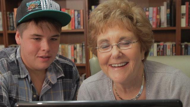 Cyber-Seniors Home-DVD