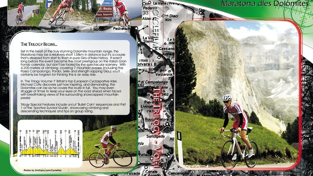 Maratona dles Dolomites (Italy) - Route Preview & Training Guide