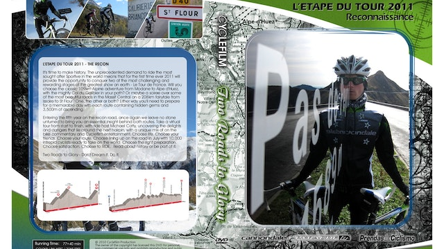 Ride the Alps & Pyrenees Combo - Route Recon & Training Guide (L'Etape 2011)