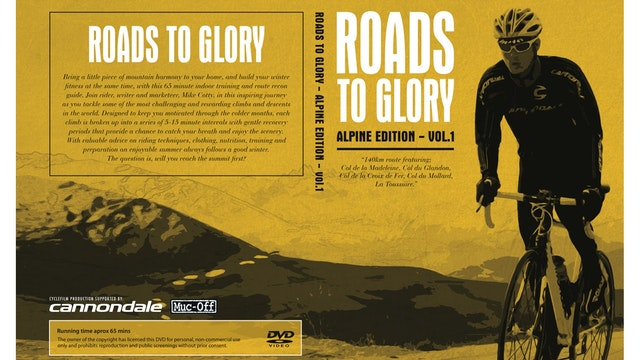 Ride the Alps - Madeleine / Glandon / Croix de Fer / Mollard / Toussuire - Route Preview & Training Guide (L'Etape 2012)