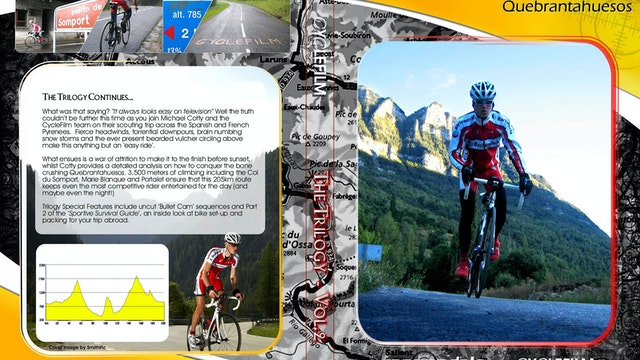Ride the Spanish Pyrenees - Route Preview & Training Guide (Quebrantahuesos Sportive)
