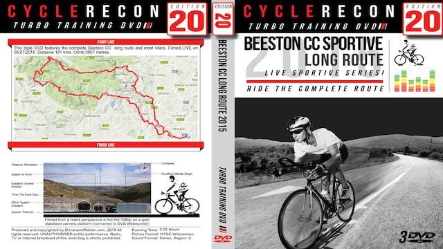 PART 1/3 - CR20: Beeston CC Peak District Sportive 2015