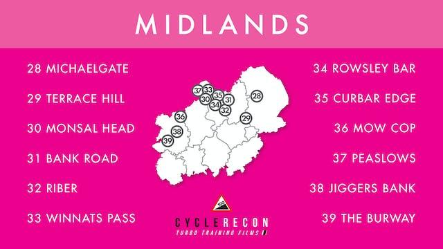 100 Climbs Download - 3. Midlands