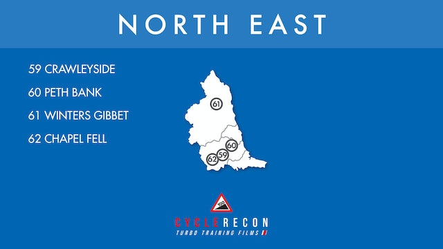 100 Climbs Download - 5. North East