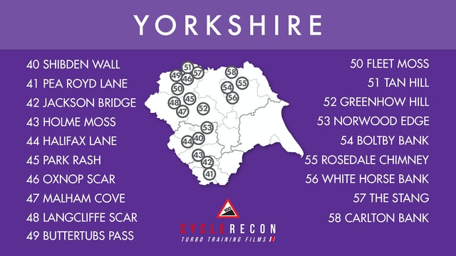 100 Climbs Download - 4. Yorkshire