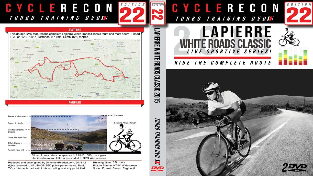 CR22: Lapierre White Roads Classic 2015