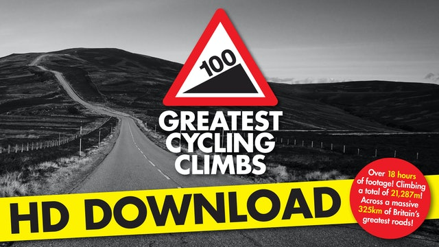 100 Greatest Cycling Climbs Download - Box Set