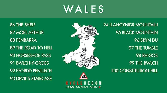 100 Climbs Download - 8. Wales