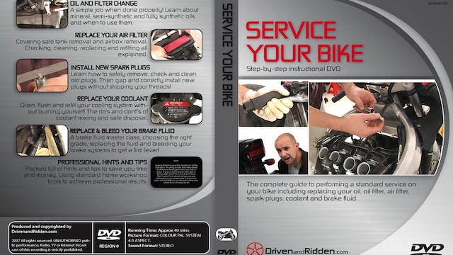 (2) SERVICE YOUR BIKE