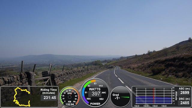 PART 2/2 - CR6: Tour de Yorkshire 2015 - Stage 3 Wakefield / Leeds