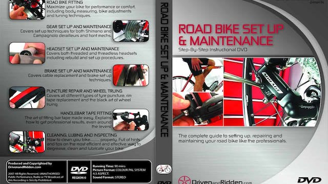 Road Bike Set Up and Maintenance