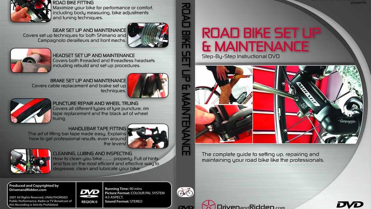 Road Bike Set Up and Maintenance