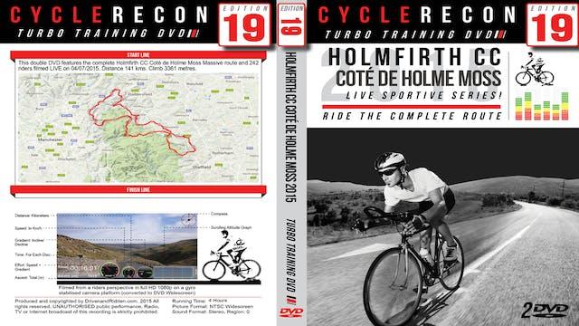 CycleRecon 19: Holmfirth CC - Cote de Holme Moss 2015 Part 1