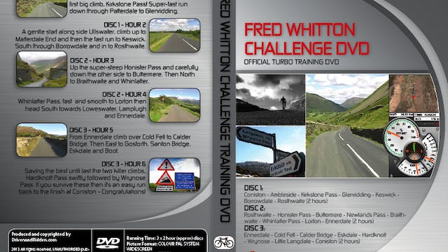 Fred Whitton Challenge 2013