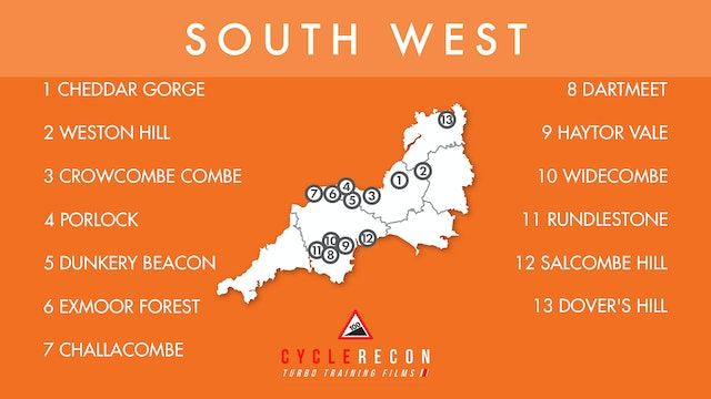 100 Climbs Download - 1. South West