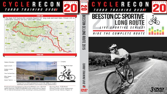 CR20: Beeston CC Peak District Sportive 2015