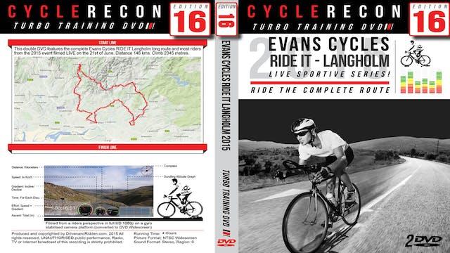 PART 2/2 - CR16: Evans Cycles RIDE IT Langholm 2015