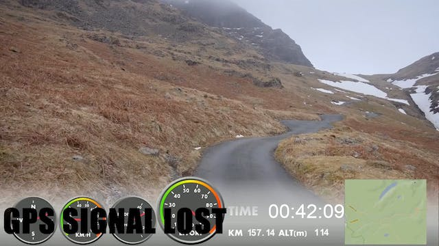 Fred Whitton Challenge 2013 Hours 5+