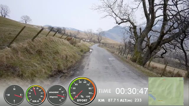Fred Whitton Challenge 2013 Hour 3