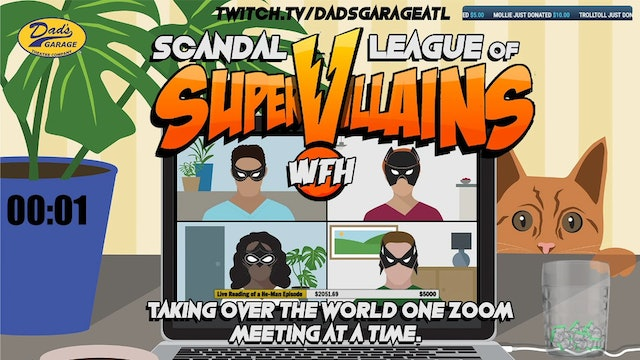 Scandal: League of Super Villains - Episode 2
